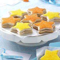 Cinnamon Stars Recipe