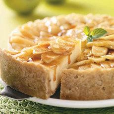 Cinnamon Apple Cheesecake Recipe
