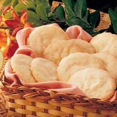 Crisp Lemon Sugar Cookies Recipe