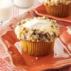Maple Carrot Cupcakes Recipe