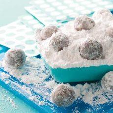 No-Bake Cookie Balls Recipe