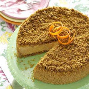 Carrot Cheesecake Recipe