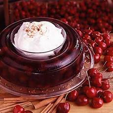 Cherry Cinnamon Dessert Ring Recipe