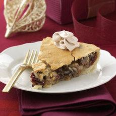 Cherry Chocolate Pecan Pie Recipe