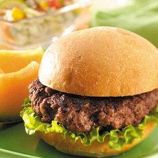 Teriyaki Beef Burgers Recipe