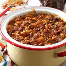 Smoky Baked Beans Recipe