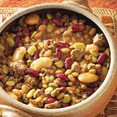Cowboy Calico Beans Recipe