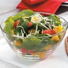 Balsamic Asiago Salad Recipe