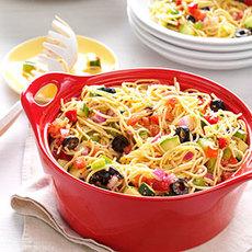 California Pasta Salad Recipe
