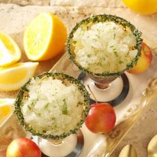 Apple Tarragon Granita Recipe