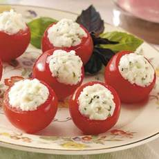 Caprese Tomato Bites Recipe