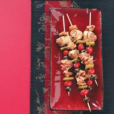 Easy Antipasto Kabobs Recipe