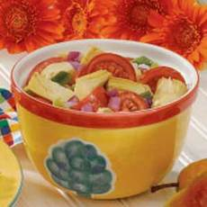 Marinated Artichoke Salad Recipe