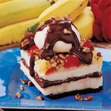 Banana Split Supreme Recipe