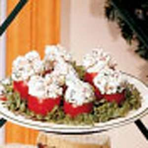 Cheery Tomato Bites Recipe