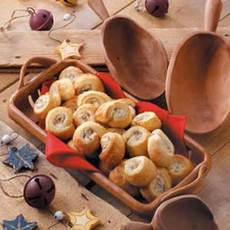 Mushroom Puffs Recipe