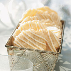 Crisp Lemon Cookies Recipe