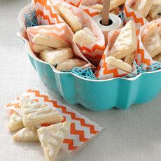 Lemon-on-Lemon Iced Cookies Recipe