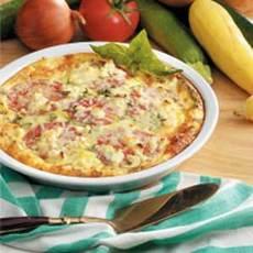 Garden Frittata Recipe