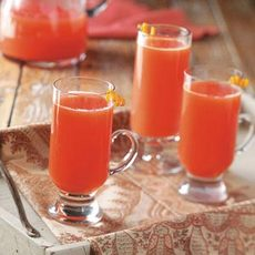 Hot Christmas Punch Recipe