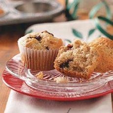 Cherry-Nut Muffin Mix Recipe