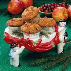 Cranberry Apple Muffins Recipe