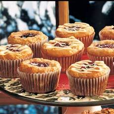 Cran-Apple Muffins Recipe