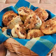 Traditional Chocolate Chip Muffins Recipe