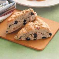 Bacon Blueberry Scones Recipe