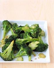 Spicy Broccoli with Garlic