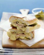 Pressed Pork Sandwiches
