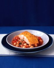 Salmon with Indian Spices