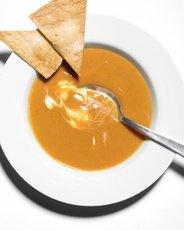 Sweet Potato and Chipotle Soup