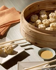 Chicken Siu Mai (Chicken Dumplings)