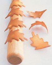 Tuile Leaves
