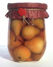 Brandied Pears