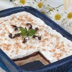 Peanut Pudding Dessert Recipe