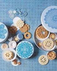 Crisp Sugar Doily Cookies