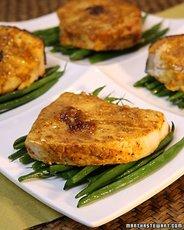 Madhur's Broiled Fish
