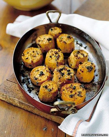 картошка сладкая рецепт с фото