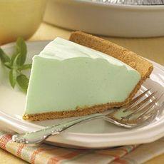 Fluffy Key Lime Pie Recipe