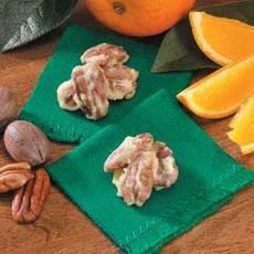 Orange-Sugared Pecans Recipe