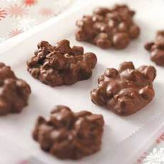 Toffee Peanut Clusters Recipe