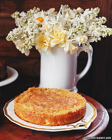 Buttery Apple Cake