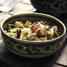 Wild Rice Apple Salad Recipe