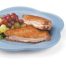 Toasted Swiss Deli Sandwich Recipe