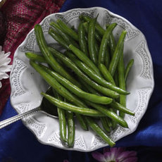 Spiced Green Beans Recipe