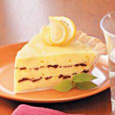 Lemon Chiffon Pie Recipe