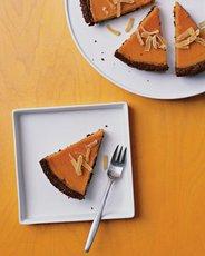 Gingered Butternut Squash Pie