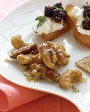 Rosemary Roasted Nuts